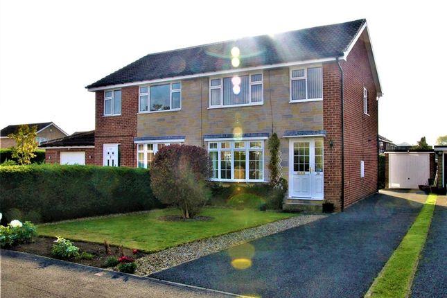 Thumbnail Property to rent in Kielder Oval, Harrogate