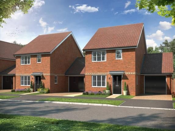 Thumbnail Property for sale in The Ridings, Upper Caldecote
