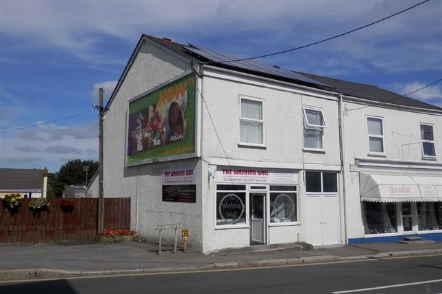 Thumbnail Commercial property for sale in The Washing Well, 38, Fore Street, St Austell
