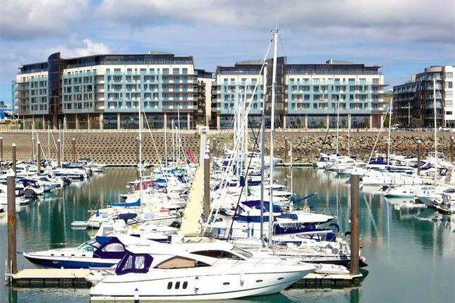 Thumbnail Flat to rent in Millais House, Castle Quay, St Helier