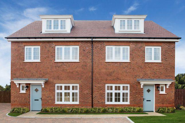 Thumbnail Semi-detached house for sale in Caddington Woods, Chaul End, Caddington, Luton