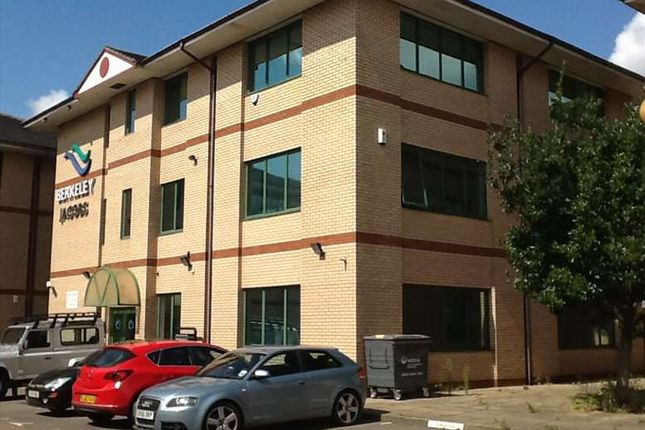 Serviced office to let in Beta House, Rochester