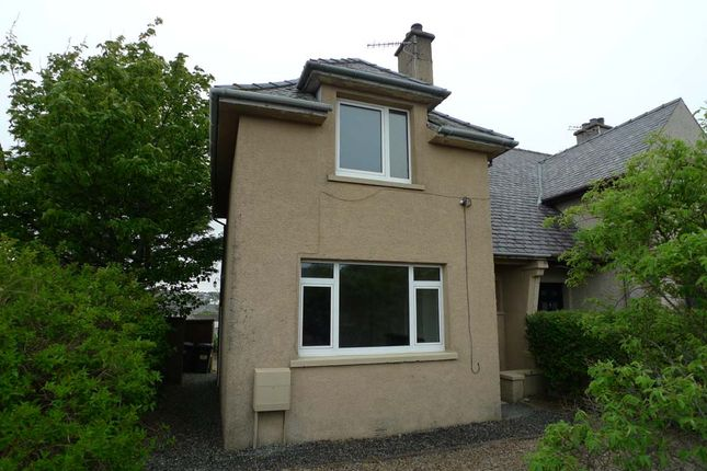 Thumbnail Semi-detached house for sale in 25 Kennedy Terrace, Stornoway, Isle Of Lewis