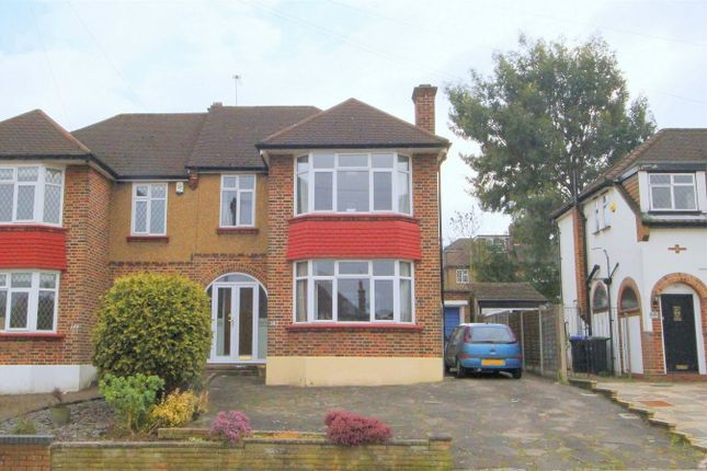 Thumbnail Semi-detached house for sale in South Lodge Drive, London