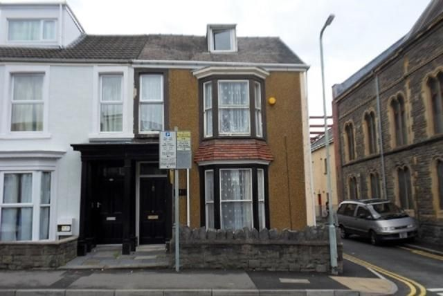 Thumbnail Shared accommodation to rent in 43 Henrietta Street, Swansea