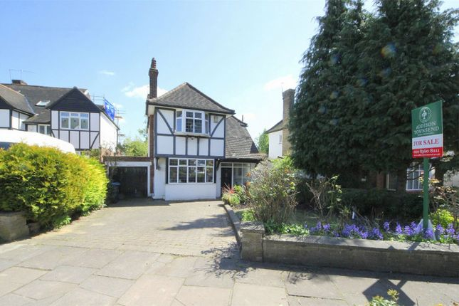 Thumbnail Detached house for sale in Bourne Avenue, London