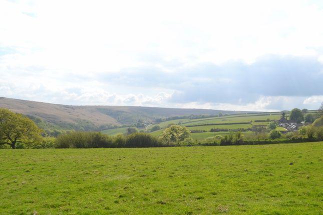 Thumbnail Land for sale in Hawkridge, Dulverton