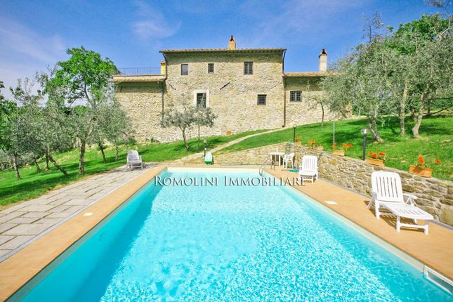 Farmhouse for sale in Greve In Chianti, Tuscany, Italy