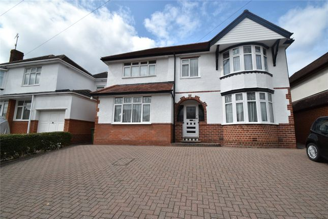 Thumbnail Detached house for sale in Timberdine Avenue, Worcester, Worcestershire