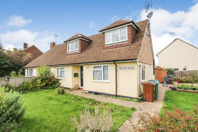 3 bed semi-detached house for sale in Milton Road, Aston Clinton, Aylesbury HP22