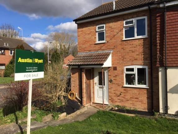 Thumbnail End terrace house for sale in Durrington, Salisbury, Wiltshire