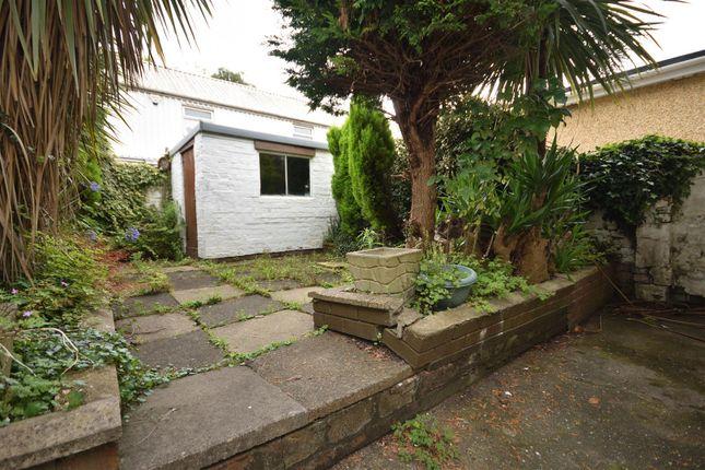 External of St. Helens Avenue, Swansea SA1