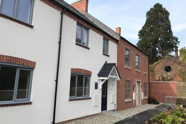 Thumbnail Terraced house for sale in Plot 9, Kynaston Place, Birch Road, Ellesmere
