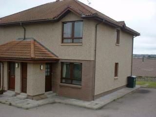 Thumbnail Flat for sale in School Brae, New Elgin, Elgin