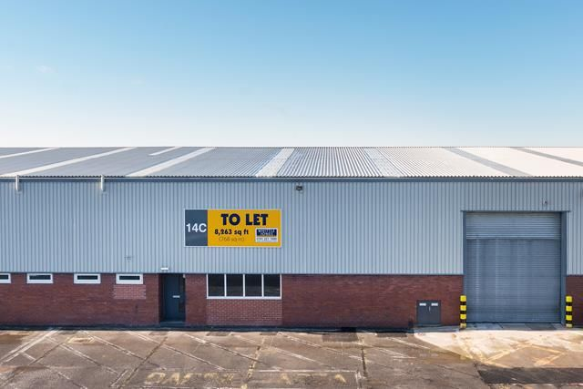 Thumbnail Light industrial to let in Consett Number One Industrial Estate, Consett