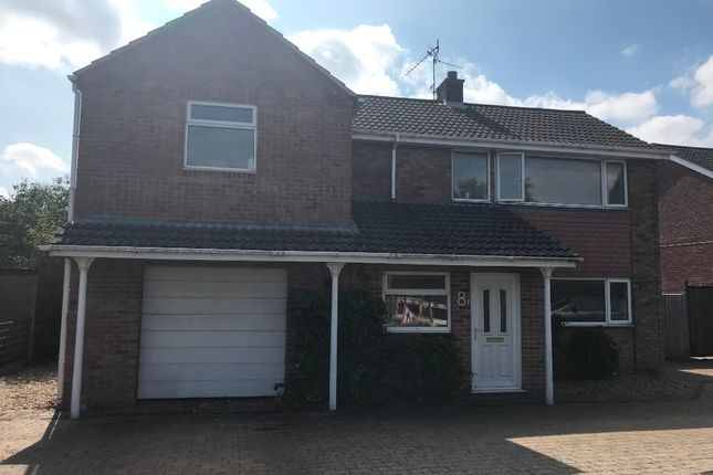 Thumbnail Detached house to rent in Highcliffe Road, Grantham