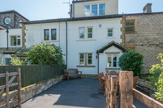 Thumbnail Terraced house for sale in Leather Bank, Ilkley