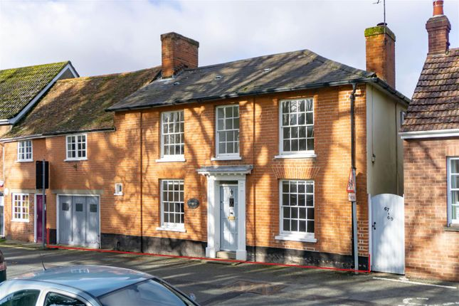 Thumbnail Town house for sale in The Chestnuts, 67 George Street, Hadleigh