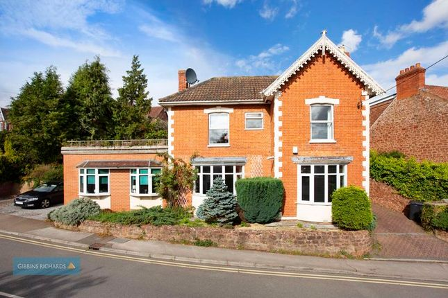 Thumbnail Detached house for sale in Wembdon Hill, Wembdon, Bridgwater