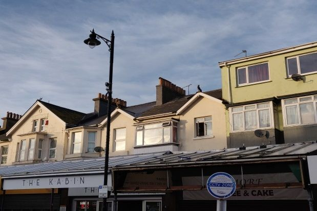 Thumbnail Maisonette to rent in Torbay Road, Paignton