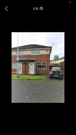 Thumbnail Semi-detached house to rent in Rangemoor Close, Birchwood, Warrington