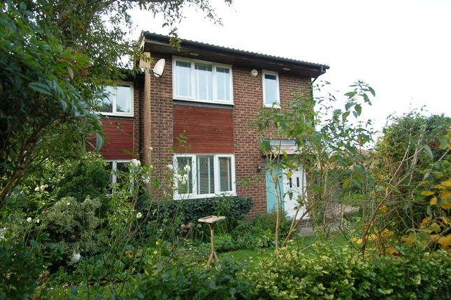 Thumbnail End terrace house for sale in Morland Close, Hampton