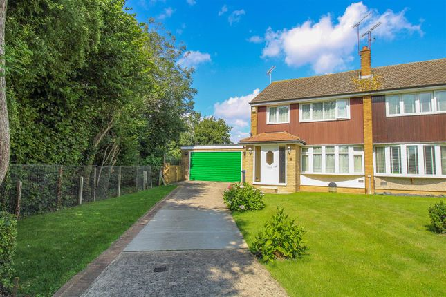 Thumbnail Semi-detached house for sale in Greygoose Park, Harlow