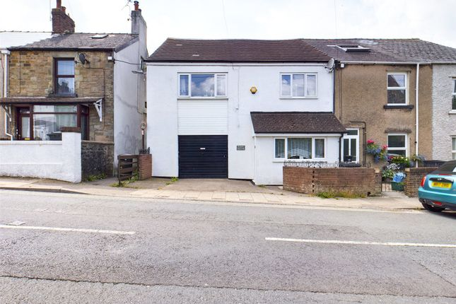 Thumbnail Semi-detached house for sale in Belle Vue Road, Cinderford, Gloucestershire