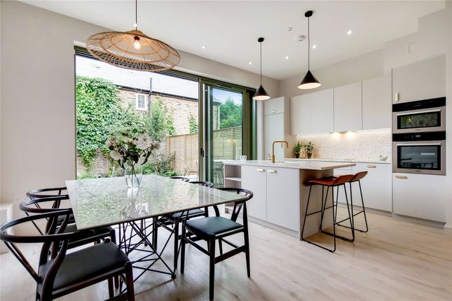 4 bed terraced house for sale in Montague Road, London SW19