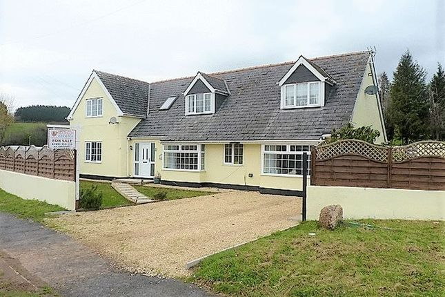 Thumbnail Detached house for sale in Caerlicyn Lane, Langstone, Newport