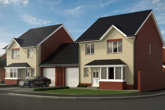 Thumbnail Detached house for sale in Tennant Grove, Neath