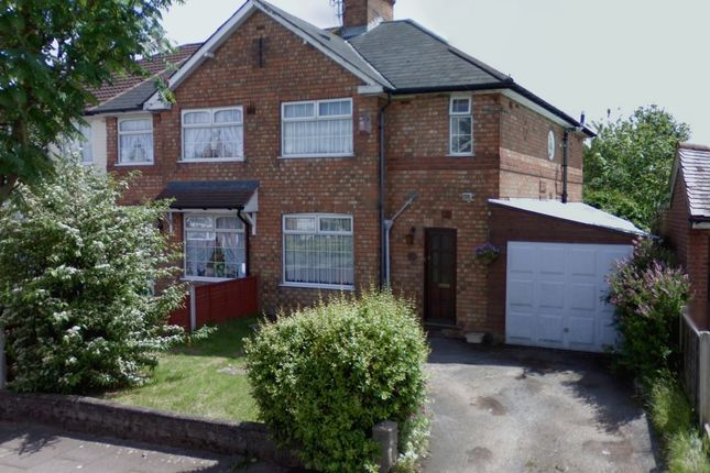 Thumbnail End terrace house to rent in Kendal Rise Road, Rubery, Birmingham