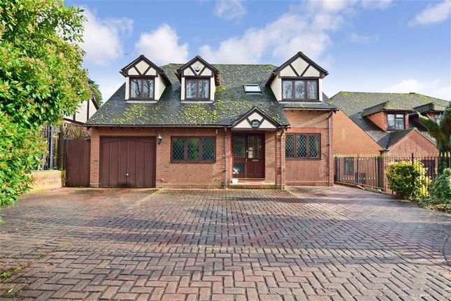Thumbnail Detached house for sale in Doddinghurst Road, Brentwood, Essex