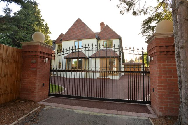 Thumbnail Detached house for sale in Croydon Road, Keston