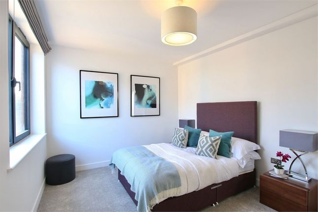 Thumbnail Flat for sale in Wycliffe House, Cranbrook Road, Ilford, Essex