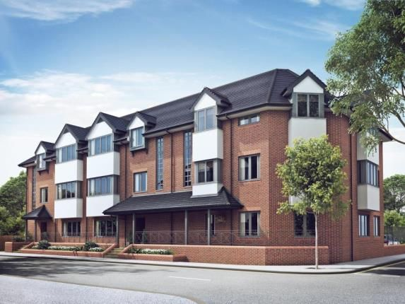 Thumbnail Flat for sale in Lavender Park, West Byfleet