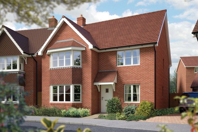 "Thumbnail Detached house for sale in ""The Oxford"" at Archer's Way, Amesbury, Salisbury"