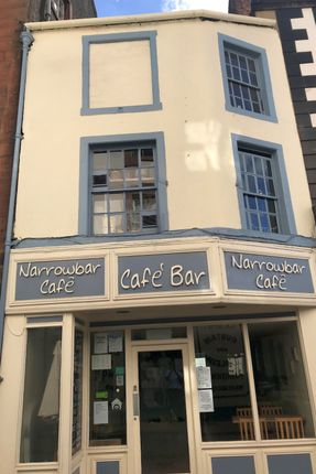 Thumbnail Restaurant/cafe for sale in Devonshire Street, Penrith