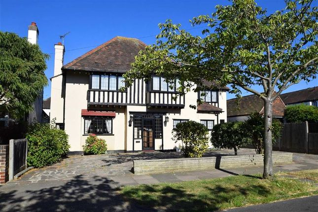 Thumbnail Detached house for sale in Dynevor Gardens, Leigh-On-Sea, Essex