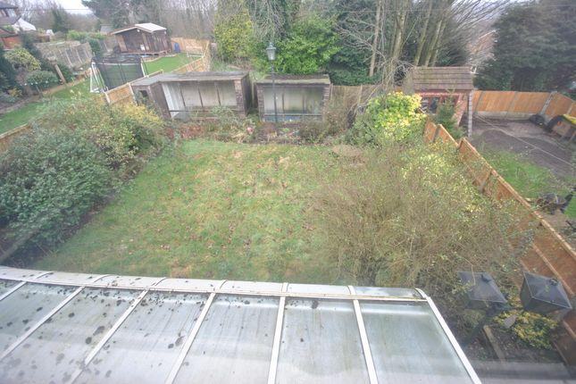 Garden of Rivington Crescent, Pendlebury, Swinton, Manchester M27