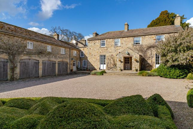 Thumbnail Detached house for sale in Jervaulx, Ripon, North Yorkshire