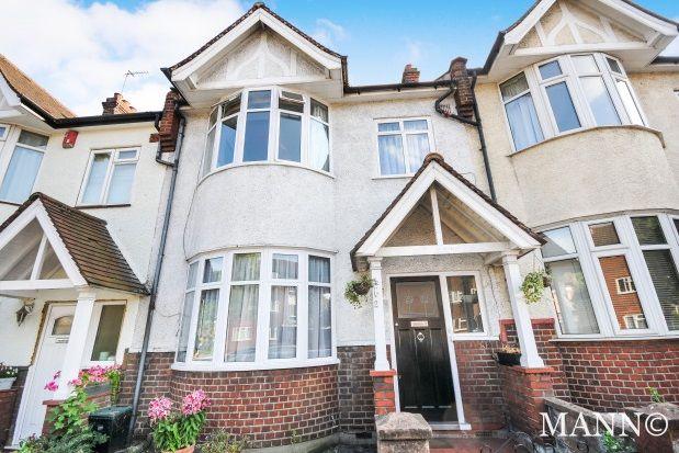 Thumbnail Property to rent in Lennard Terrace, Lennard Road, London