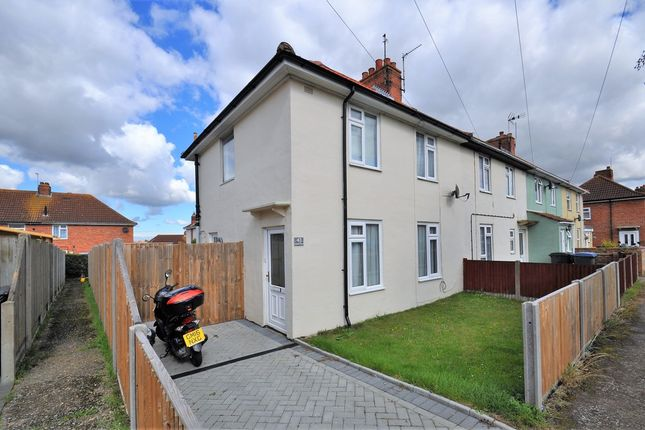 Thumbnail Semi-detached house to rent in Hyde Place, Aylesham, Canterbury