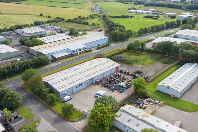 Thumbnail Industrial for sale in Longfield Road, Bishop Auckland