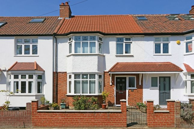 Thumbnail Terraced house for sale in Haslemere Avenue, London