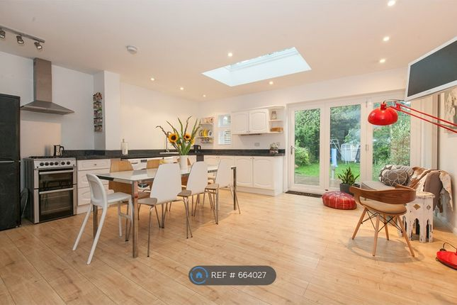 Thumbnail 2 bed semi-detached house to rent in Porchester Road, Kingston Upon Thames