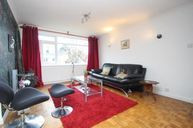 Thumbnail Flat for sale in Stanstead Manor, St. James Road, Sutton, Surrey