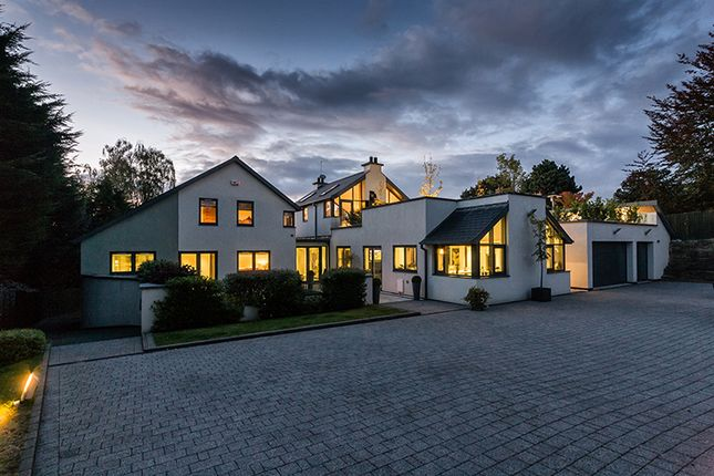 Thumbnail Detached house for sale in The Hollies, 230 New Ridley Road, Stocksfield, Northumberland