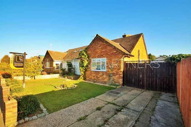 Thumbnail Bungalow for sale in Shakespeare Road, Lexden, Colchester
