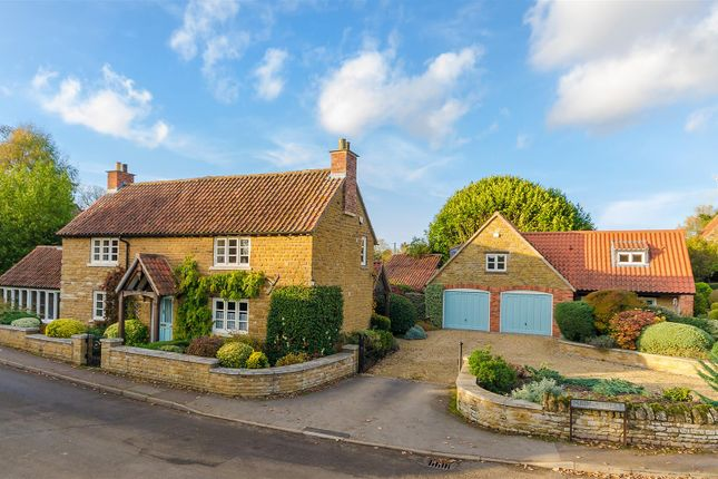 Thumbnail Detached house for sale in Main Street, Harston, Grantham